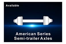 American type axle